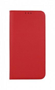Knížkové pouzdro Smart Magnet na iPhone 12 mini červené