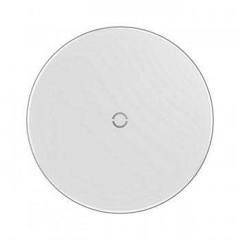 Bezdrátová rychlonabíječka Baseus (CCALL-JK02) bílá