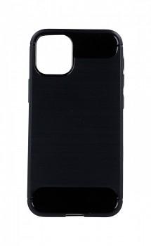 Zadní silikonový kryt na iPhone 12 Pro černý