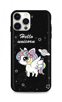 Zadní pevný kryt LUXURY na iPhone 12 Pro Max Unicorn