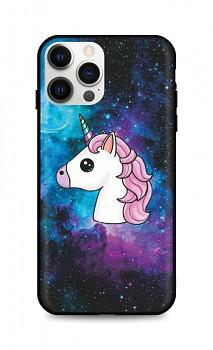 Zadní pevný kryt LUXURY na iPhone 12 Pro Max Space Unicorn