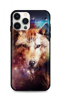 Zadní pevný kryt LUXURY na iPhone 12 Pro Max Wolf