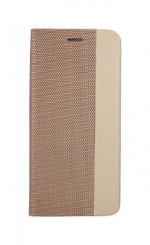 Knížkové pouzdro Sensitive Book na iPhone 12 Pro Max zlaté