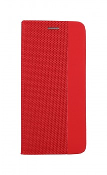 Knížkové pouzdro Sensitive Book na iPhone 12 Pro Max červené