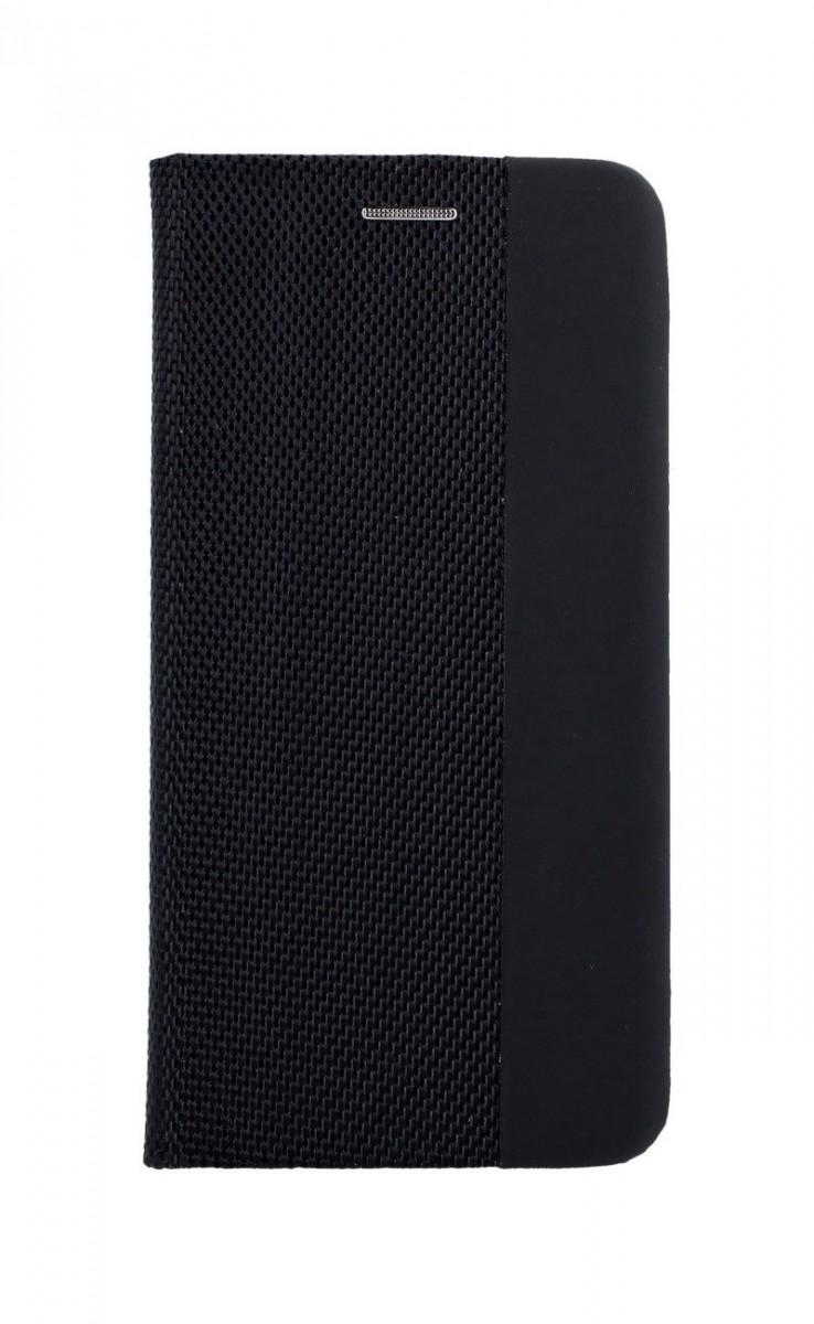 Knížkové pouzdro Sensitive Book na iPhone 12 Pro černé