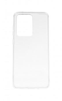 Zadní kryt Swissten Clear Jelly na Samsung S20 Ultra 5G průhledný