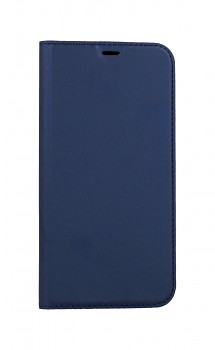 Knížkové pouzdro Dux Ducis na iPhone 12 modré