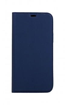 Knížkové pouzdro Dux Ducis na iPhone 12 Pro modré