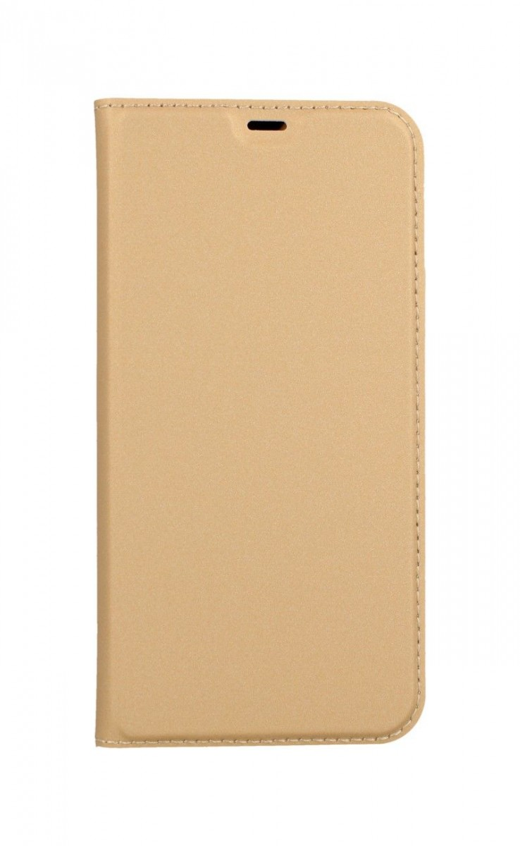 Knížkové pouzdro Dux Ducis na iPhone 12 Pro zlaté