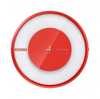 Bezdrátová rychlonabíječka Nillkin Magic Disk 4 MC017 červená