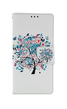 Knížkové pouzdro na Xiaomi Redmi Note 9 Pro Strom života