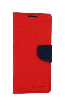 Knížkové pouzdro Mercury Fancy Diary na Samsung S20 červené