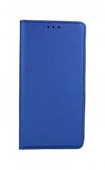 Knížkové pouzdro Smart Magnet na iPhone 12 Pro modré