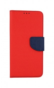 Knížkové pouzdro na Xiaomi Redmi Note 8 Pro červené