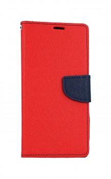 Knížkové pouzdro na Samsung A71 červené