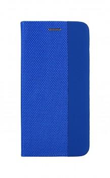 Knížkové pouzdro Sensitive Book na iPhone 12 Pro modré
