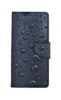 Knížkové pouzdro na iPhone SE 2020 Kapky