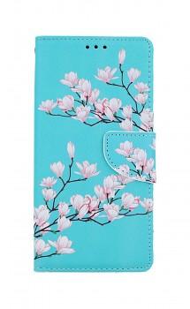 Knížkové pouzdro na iPhone SE 2020 Magnolie