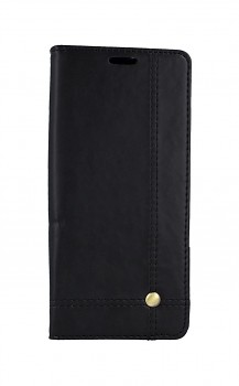 Knížkové pouzdro Prestige Book na Samsung A42 černé