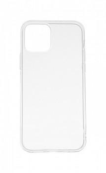 Ultratenký silikonový kryt na iPhone 12 Pro 0,5 mm průhledný