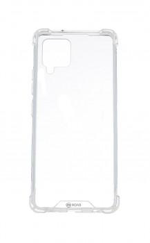 Zadní pevný kryt Roar Armor HD Clear na Samsung A42 průhledný