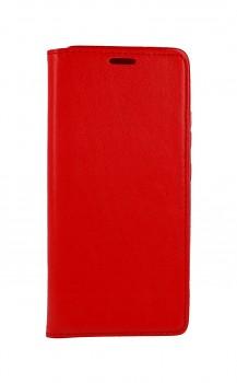 Knížkové pouzdro Magnet Book na Samsung A42 červené