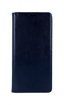 Knížkové pouzdro Magnet Book na Samsung A42 modré