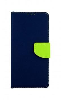 Knížkové pouzdro na Samsung A42 modré