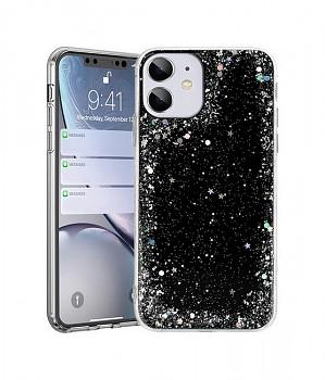 Zadní pevný kryt na iPhone 12 Brilliant Black