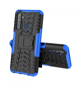 Ultra odolný zadní kryt na Realme 6i modrý