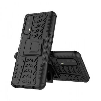 Ultra odolný zadní kryt na Realme 7 černý