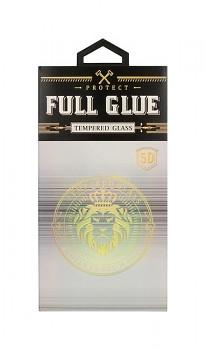 Tvrzené sklo HARD FullGlue na iPhone 12 Pro 5D černé