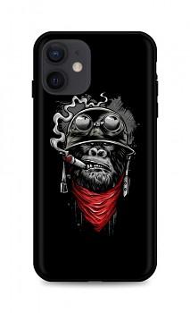 Zadní silikonový kryt DARK na iPhone 12 Gorilla
