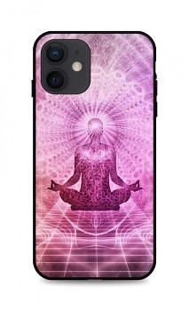 Zadní silikonový kryt DARK na iPhone 12 Energy Spiritual