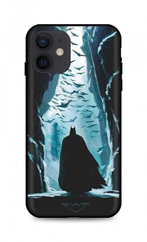 Zadní silikonový kryt DARK na iPhone 12 Dark Batman