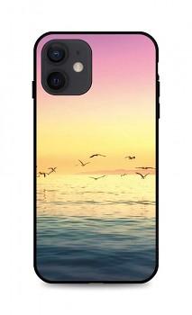 Zadní pevný kryt LUXURY na iPhone 12 Sea