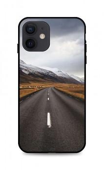 Zadní pevný kryt LUXURY na iPhone 12 Horská cesta