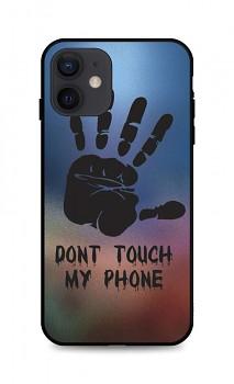 Zadní pevný kryt LUXURY na iPhone 12 Don't Touch Hand