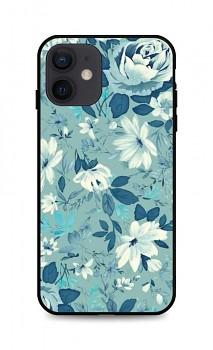 Zadní pevný kryt LUXURY na iPhone 12 Retro Flowers