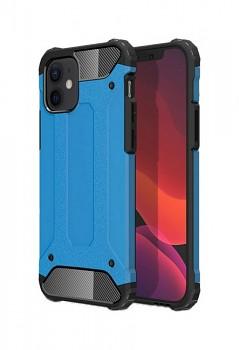 Zadní kryt na iPhone 12 Panzer modrý