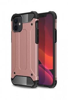 Zadní kryt na iPhone 12 Panzer růžový