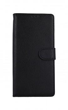 Knížkové pouzdro na Realme C11 černé s přezkou
