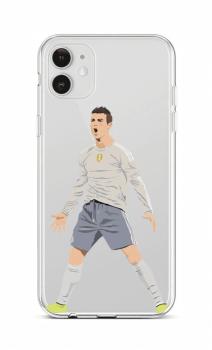 Zadní silikonový kryt na iPhone 12 Fotbalista