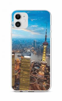 Zadní silikonový kryt na iPhone 12 City