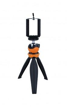 Stativ pro mobilní telefon Table Top černo-oranžový