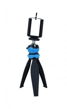 Stativ pro mobilní telefon Table Top černo-modrý