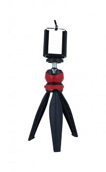 Stativ pro mobilní telefon Table Top černo-červený