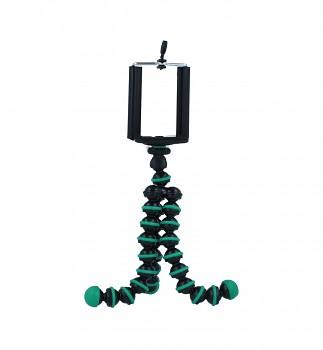 Stativ pro mobilní telefon Ball zelený