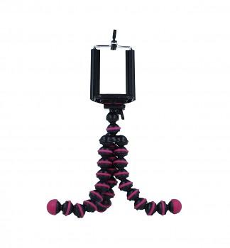 Stativ pro mobilní telefon Ball růžový