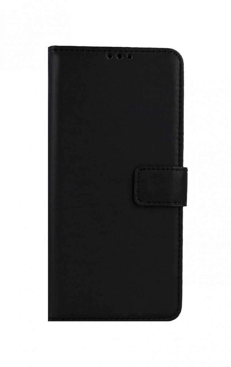 Knížkové pouzdro na Realme 7i černé s přezkou 2
